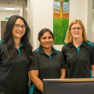 Friendly customer service team